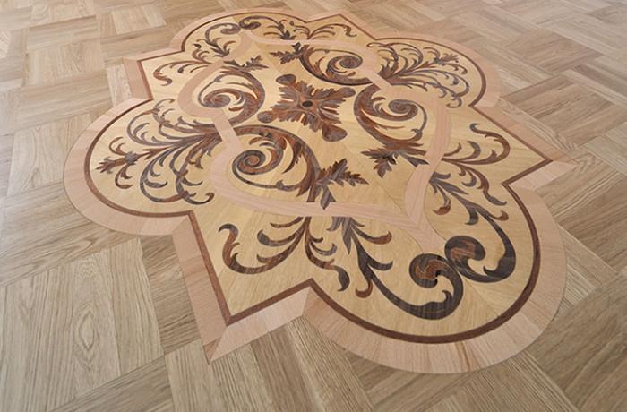 Podłogi pałacowe